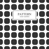 Square seamless geometric patterns. vector illustration