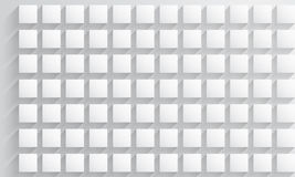 Square shape background Stock Photography