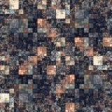 Square shape kaleidoscope abstract background. Royalty Free Stock Photo