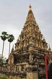 Square shaped pagoda Stock Photos