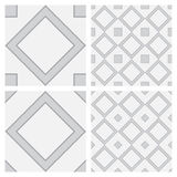 Square Surface as Seamless Background Stock Images