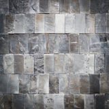 Square shot of marble wall, dark Royalty Free Stock Photography