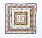 Knitted mattar arkivbilder