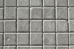 Square stones Stock Photography