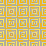 Square striped seamless geometric pattern Royalty Free Stock Photo