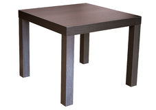Square table royalty free stock photography