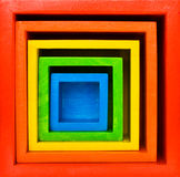 Square target Stock Photo