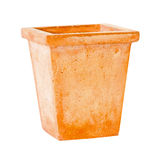 Square terracotta Stock Image