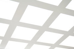 Square texture of roof Stock Photos