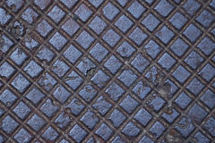 Square tile background. A square tile background pattern Royalty Free Stock Images