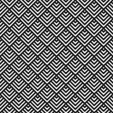 Square Tile. Geometric Seamless Pattern.