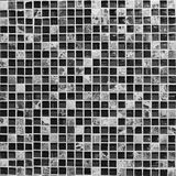 Square tile ornamental wall and floor Royalty Free Stock Photography