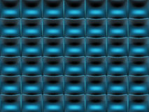 Square tile pattern background. Blue color square tile pattern background transparent Stock Images