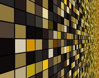 Square tiles Stock Photography