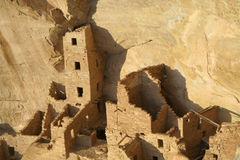 Square Tower House, Mesa Verde Stock Image