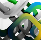Square vector background Royalty Free Stock Photography