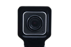 Square webcam Royalty Free Stock Image