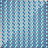 Texture of blue and white squares Royalty Free Stock Photography