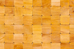 Square wood Stock Photography
