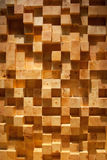 Square wood texture Royalty Free Stock Photography