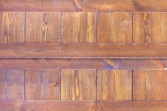 Square wooden pattern Royalty Free Stock Photos