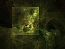 Squared. Abstract background design stock illustration