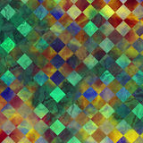 Squared Background Royalty Free Stock Photography