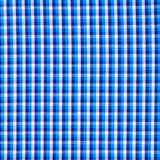 Squared cloth fabric Stock Photos