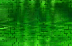 Squared effect background Royalty Free Stock Photo
