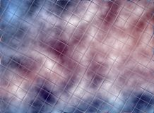 Squared effect background Royalty Free Stock Images