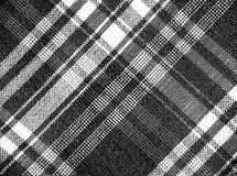 Squared fabric Royalty Free Stock Images