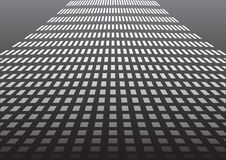 Squared floor. For modern backgrounds Stock Photos