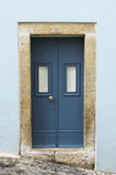 Squared front door Royalty Free Stock Photo
