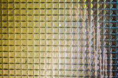 Squared Glass Royalty Free Stock Image