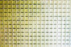Squared Glass Royalty Free Stock Photo