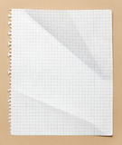 Squared paper Stock Images