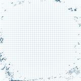 Squared paper background vector illustration