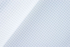 Squared paper Stock Photography
