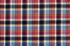 Squared textile texture Stock Images