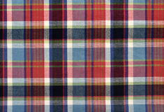 Squared textile texture. For background Royalty Free Stock Photography