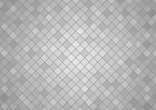Free Squared Tiled Background In Gray Tones Stock Photography - 145536452