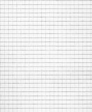 Squared white paper. Squared paper texture, natural background royalty free stock photography