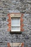 Squared window Stock Photo