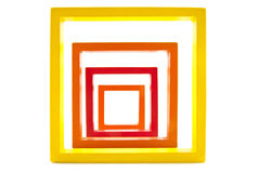 Squares Royalty Free Stock Photography