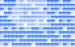 Vector of abstract random backdrop art creative style. Squares abstarct pattern background in blue shade random backdrop art creative style royalty free illustration