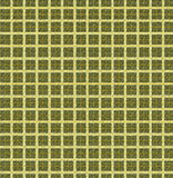Squares background - olive green Royalty Free Stock Photo