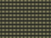 Squares black and yellow pattern Royalty Free Stock Photo
