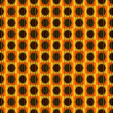 Squares Circles Seamless Texture Background Royalty Free Stock Images