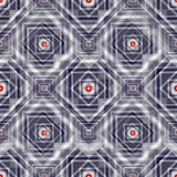 Squares of colored geometric background vector wallpaper Royalty Free Stock Photography