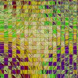Mosaic of squares elements in rainbow colors. Squares elements in rainbow colors royalty free stock images